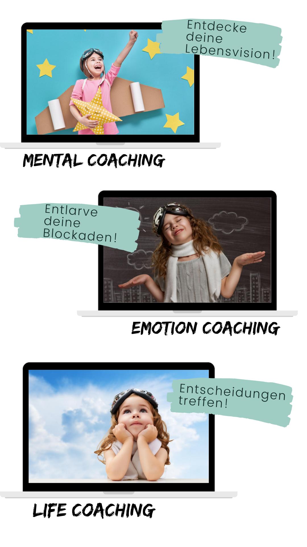 Coaching Angebote